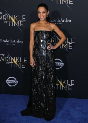 Bianca Lawson - 'A Wrinkle in Time' Premiere in Los Angeles