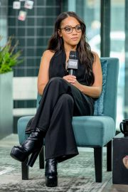 Bianca Lawson - Discusses 'Queen Sugar' with the Build Series at Build Studio in New York City