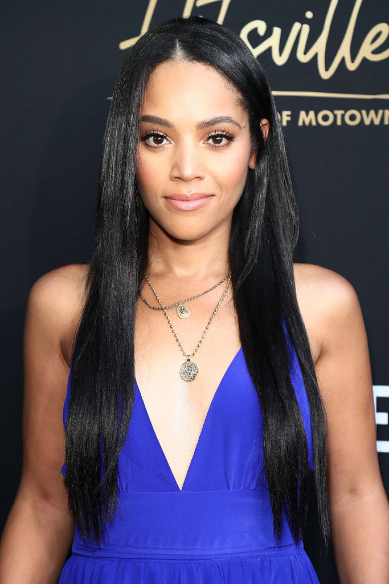 Bianca Lawson - Hitsville: The Making Of Motown premiere photocall in Los Angeles