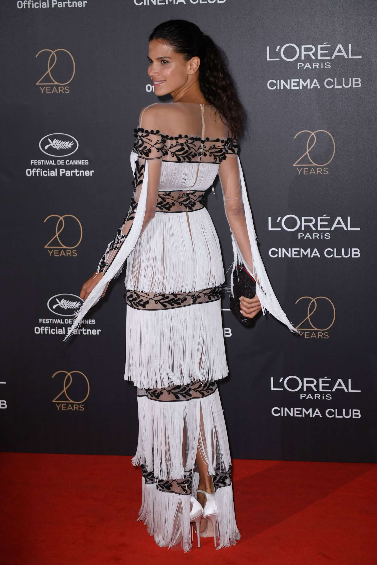 Bianca Oliveira 2017 : Bianca Oliveira: LOreal 20th Anniversary Party in Cannes -01