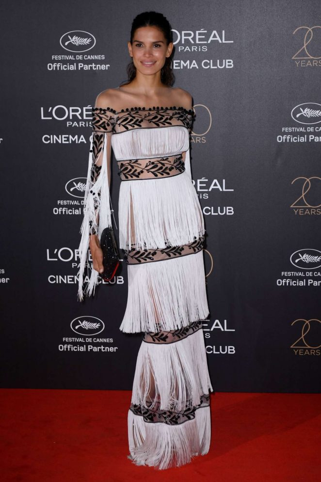 Bianca Oliveira - L'Oreal 20th Anniversary Party in Cannes