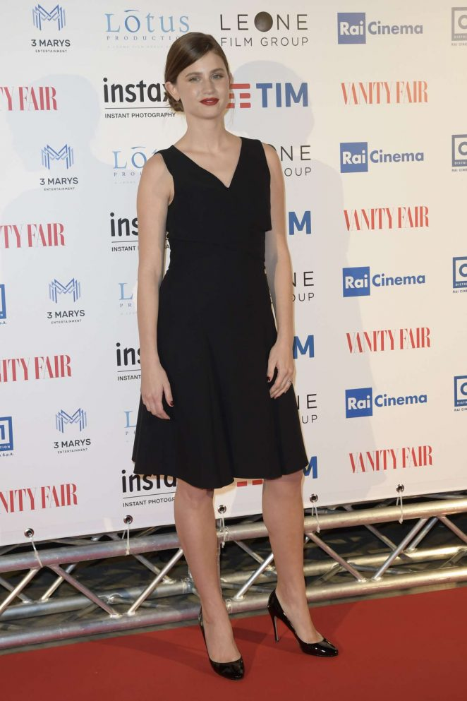 Bianca Vitali - 'There Is No Place Like Home' Premiere in Rome