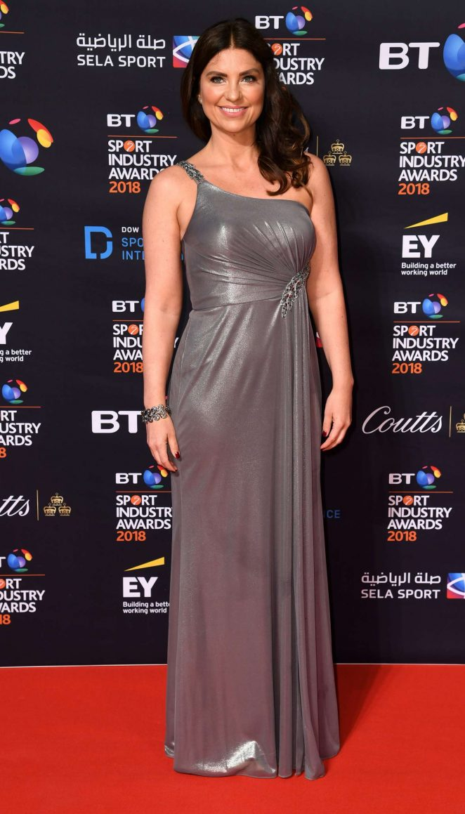 Bianca Westwood - 2018 BT Sport Industry Awards in London