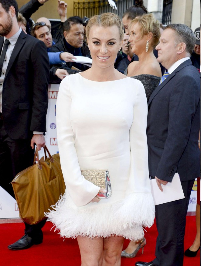 Billi Mucklow - 2015 Pride of Britain Awards in London
