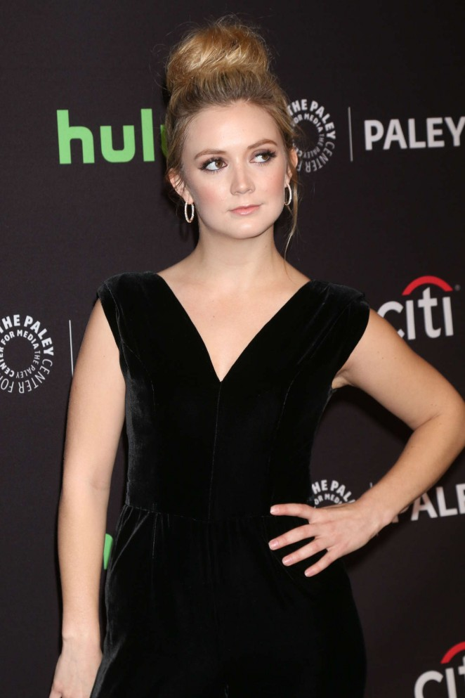 Billie Catherine Lourd - 33rd Annual PaleyFest Los Angeles 'Scream Queens' in Hollywood