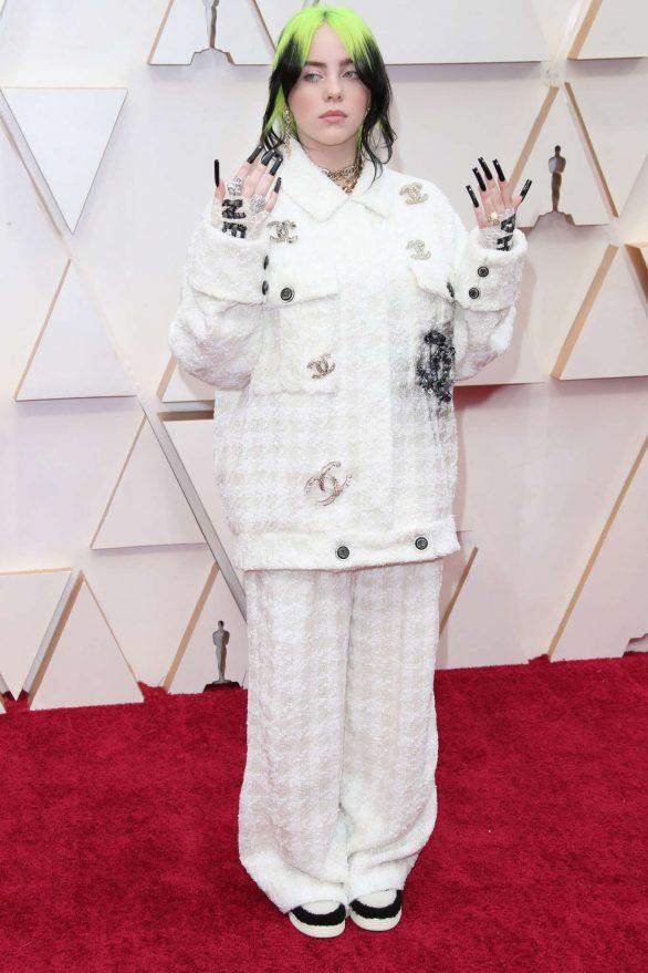 Billie Eilish - 2020 Oscars in Los Angeles