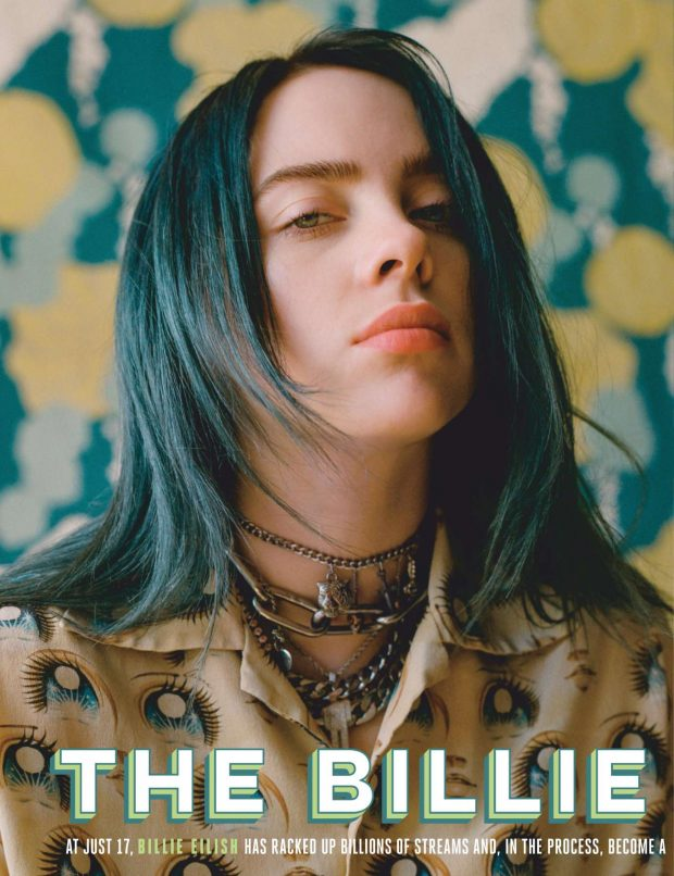 Billie Eilish - Billboard Magazine (May 2019)