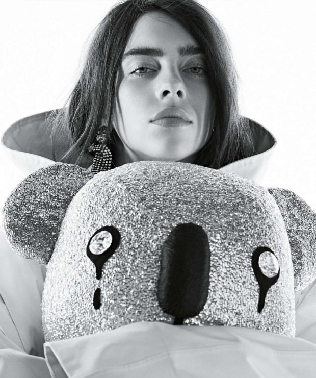 Billie Eilish - Vogue Australia Magazine (July 2019)