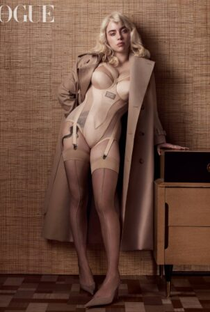 Billie Eilish - Vogue UK (June 2021)