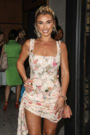 Billie Faiers - Arrives at ITV Summer Party 2019 in London
