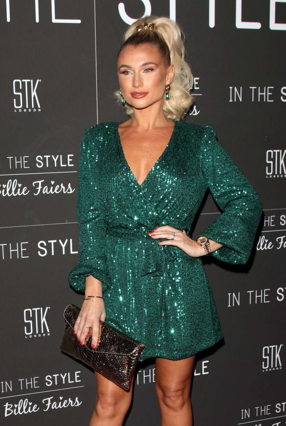 Billie Faiers - In The Style x Billie Faiers Launch Event in London
