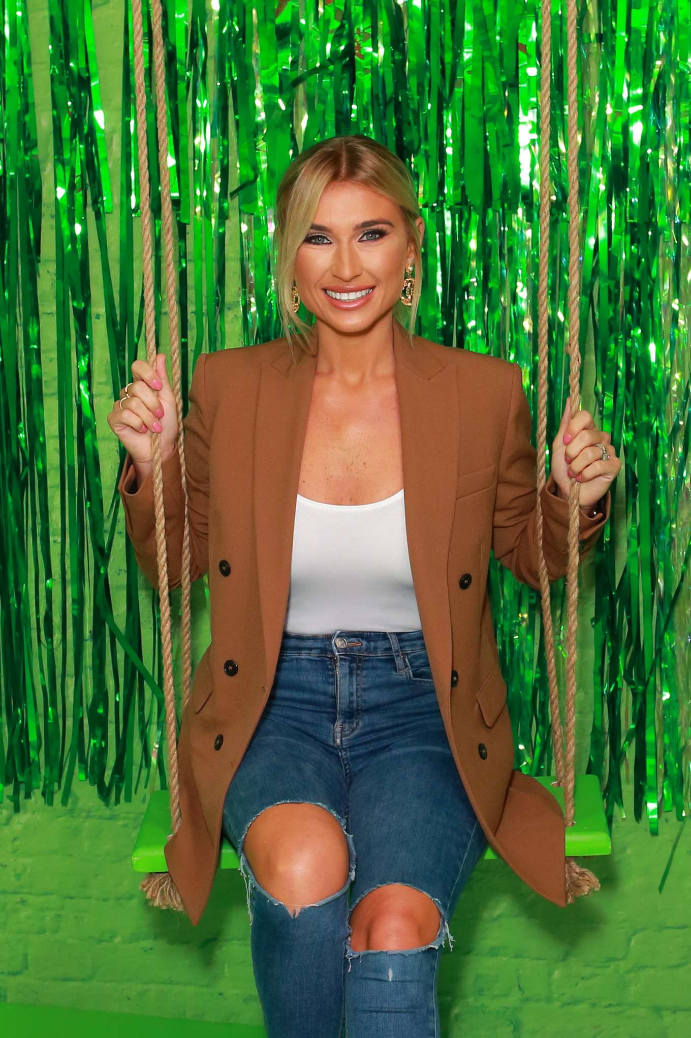 Billie Faiers - Superdrug Presents Event in London