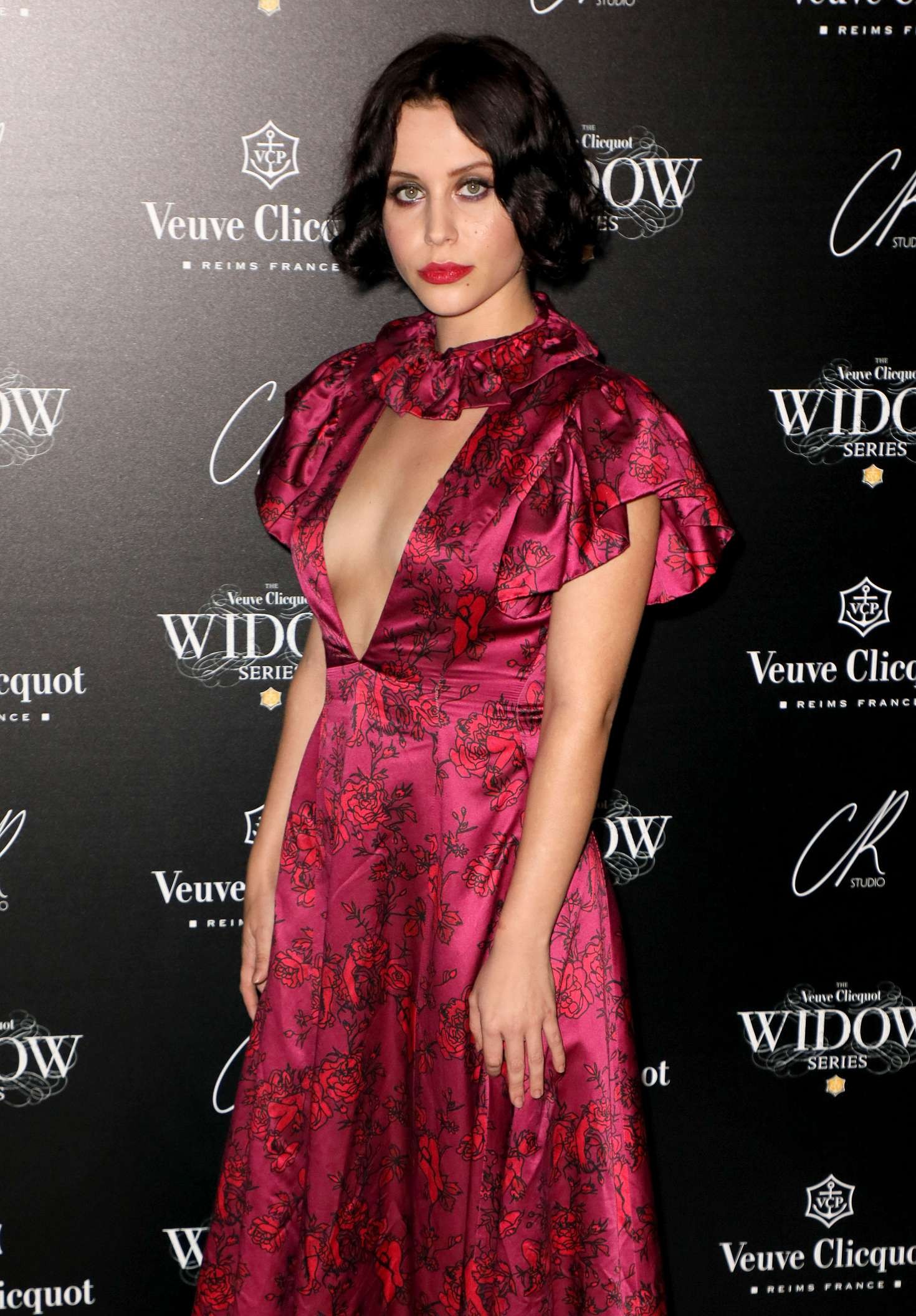 Billie Jd Porter The Veuve Clicquot Widow Series Vip