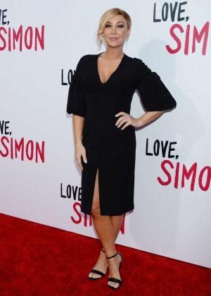 Billie Lee - 'Love, Simon' Premiere in Los Angeles