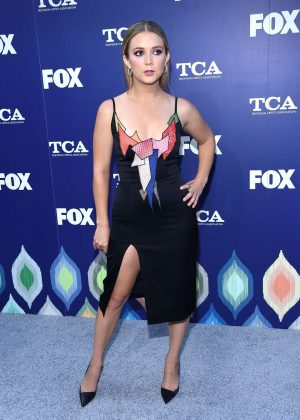 Billie Lourd - FOX 2016 Summer TCA All-Star Party in West Hollywood