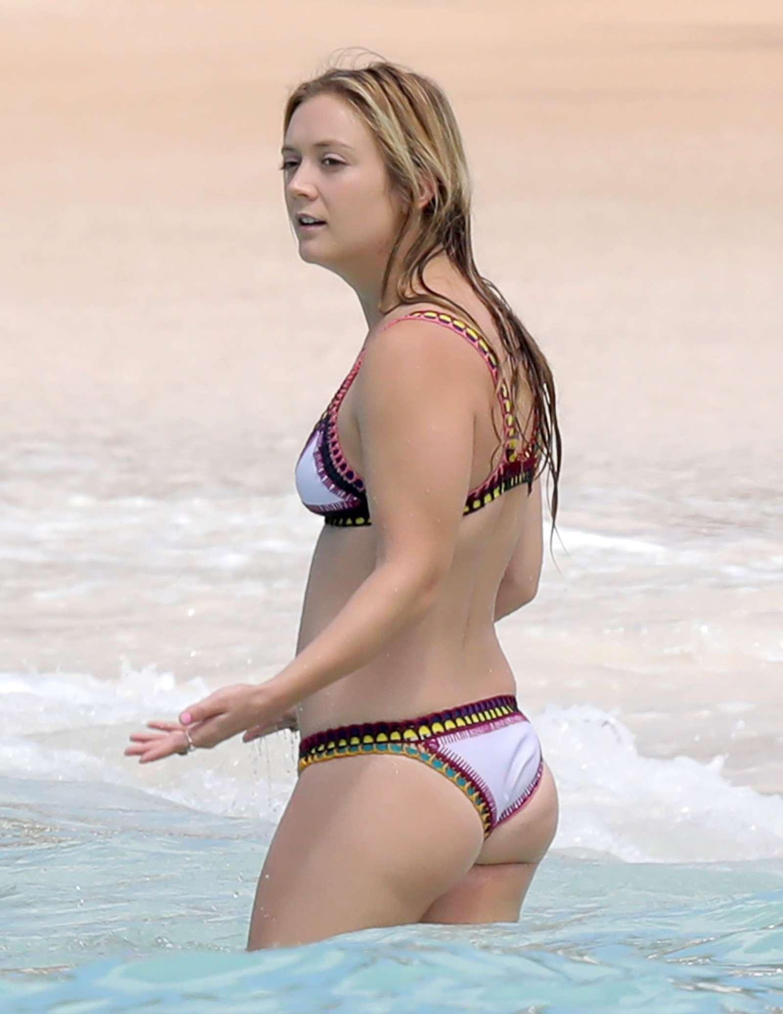 Bikini Billie Lourd nudes (37 photos), Topless