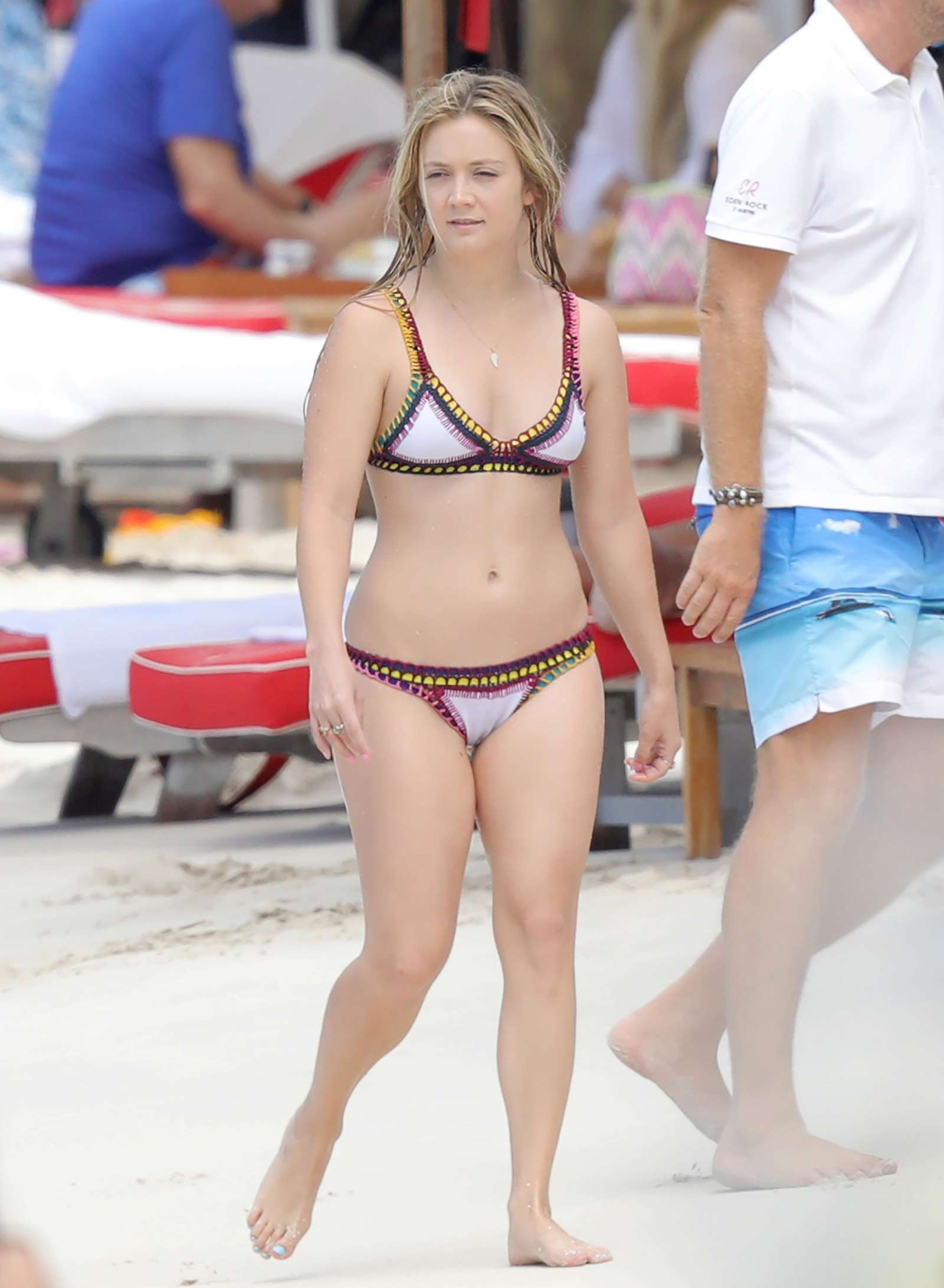 Andie macdowell bikini
