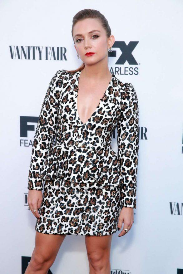 Billie Lourd - Vanity Fair & FX's Annual Primetime Emmy Nominations Party in LA
