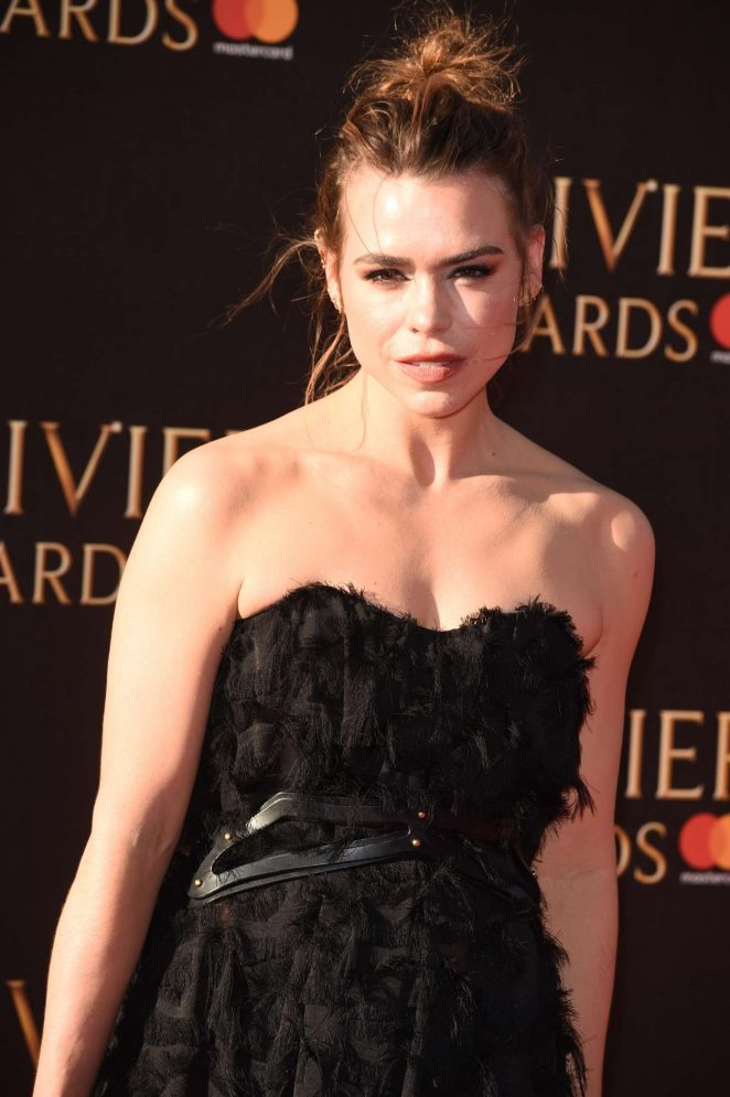 Billie Piper - 2017 Olivier Awards in London