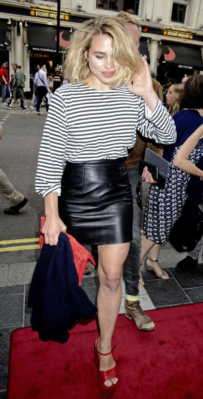 Billie Piper - 'Dear Lupin' Screening in London