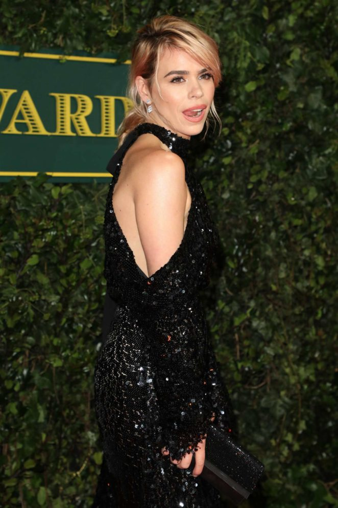 Billie Piper - London Evening Standard Theatre Awards 2017 in London