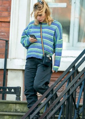 Billie Piper - Out in London