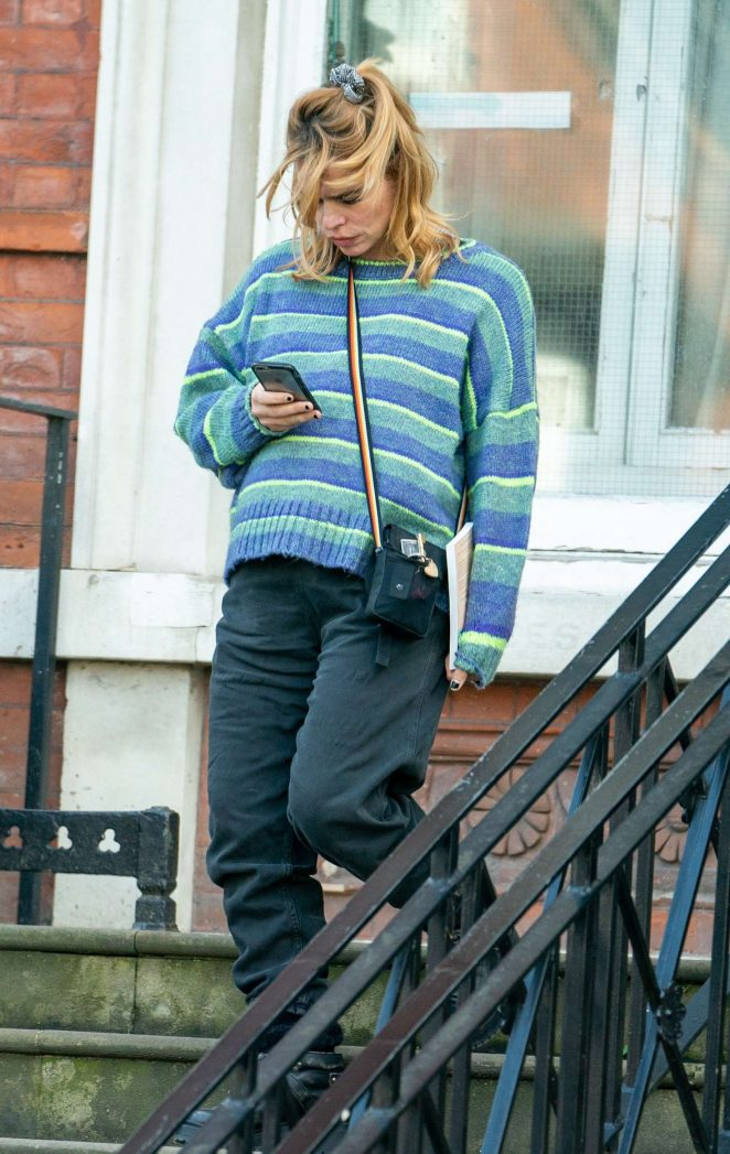 Billie Piper – Out in London