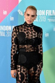 Billie Piper - 'Rare Beasts' Premiere - 63rd BFI London Film Festival