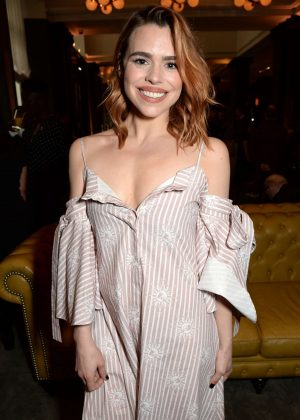Billie Piper - The Olivier Awards Nominees Luncheon in London