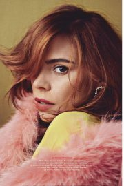 Billie Piper - Vanity Fair Italy Magazine (October 2019)