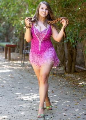 Bindi Irwin - Dancing With The Stars Photoshoot