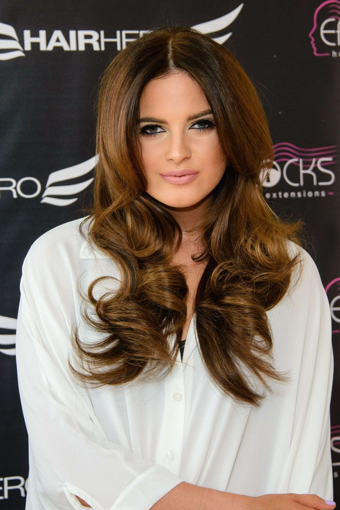Binky Felstead - Announced as the Face Of Easilocks in London