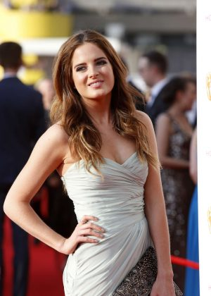 Binky Felstead - BAFTA TV Awards 2016 in London
