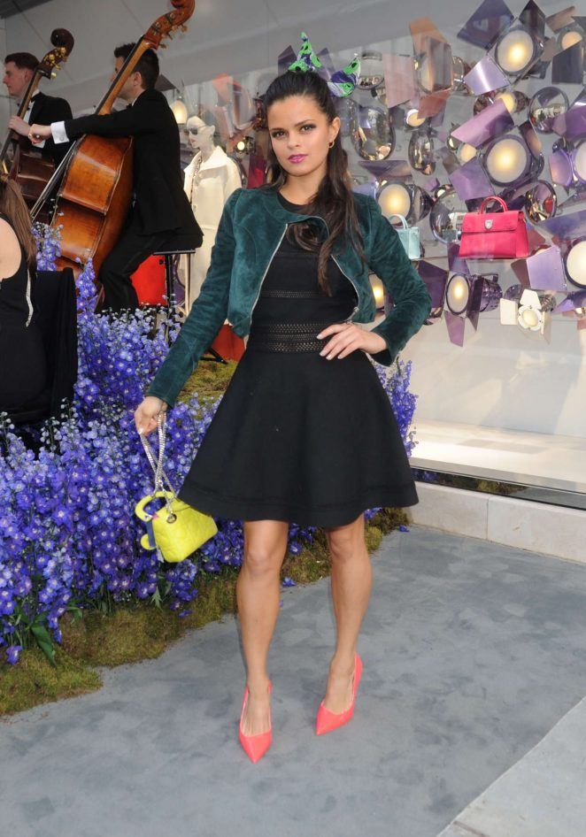 Bip Ling - House Of Dior VIP Party in London