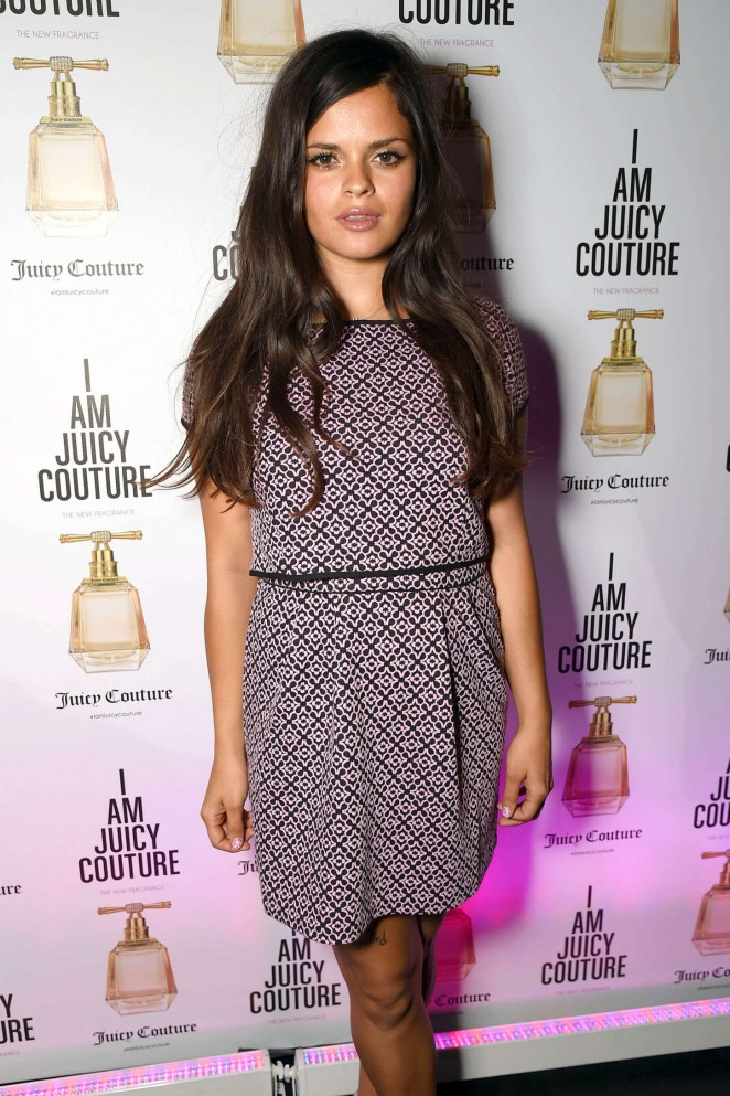 Bip Ling - Juicy Couture 'I Am Juicy' Fragrance Launch in London