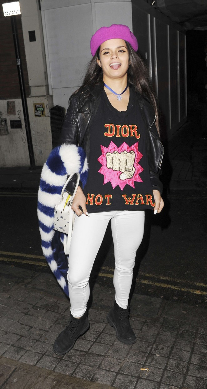 Bip Ling - Leaving Groucho in London
