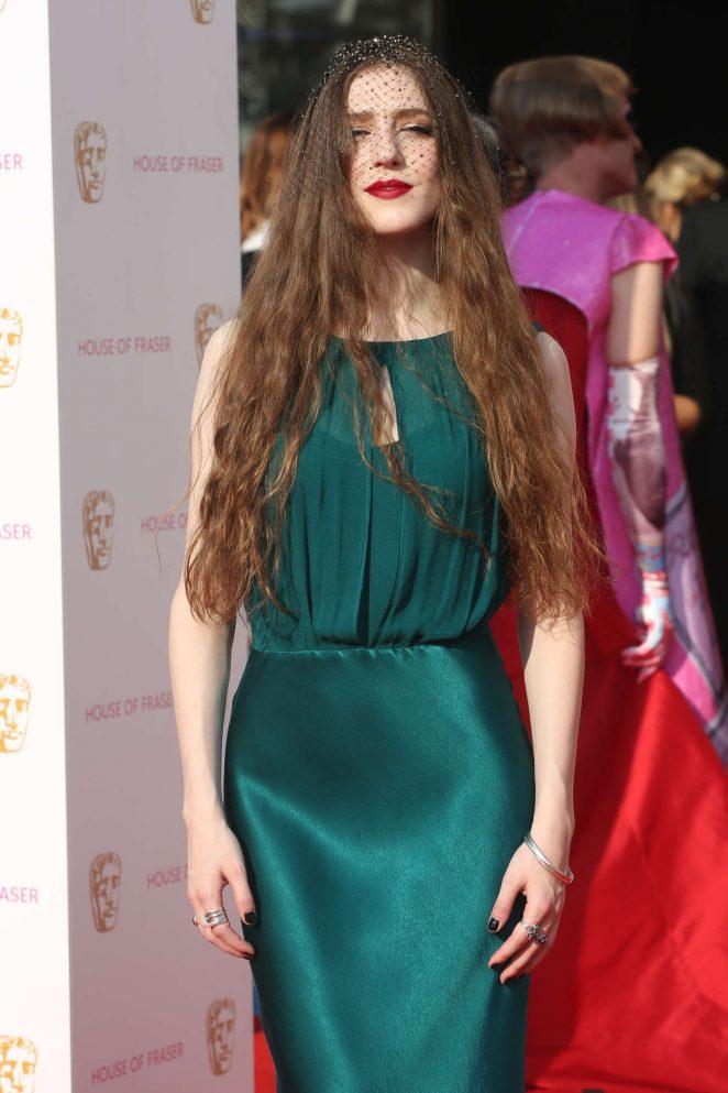 Birdy - BAFTA TV Awards 2016 in London