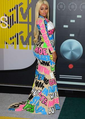 Blac Chyna - 2015 MTV Video Music Awards in LA