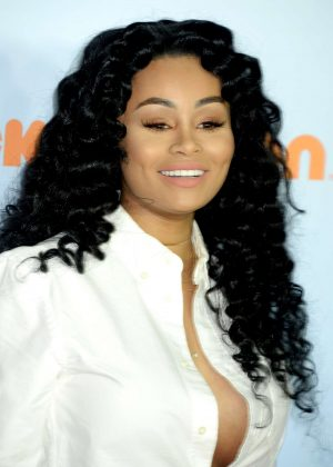 Blac Chyna - 2017 Nickelodeon Kids' Choice Awards in LA