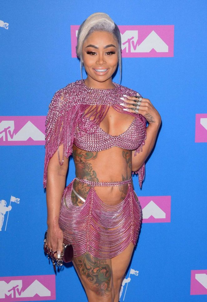 Blac Chyna - 2018 MTV Video Music Awards in New York City