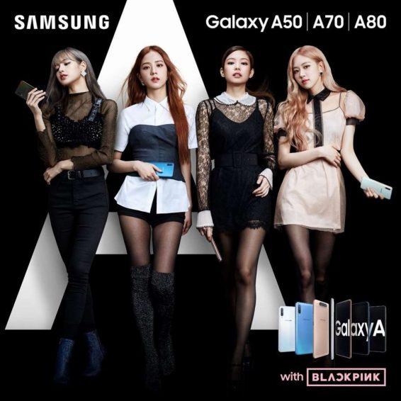 BlackPink - Photoshoot for Samsung 2019