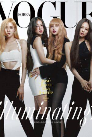 BLACKPINK - Vogue Korea - June 2021
