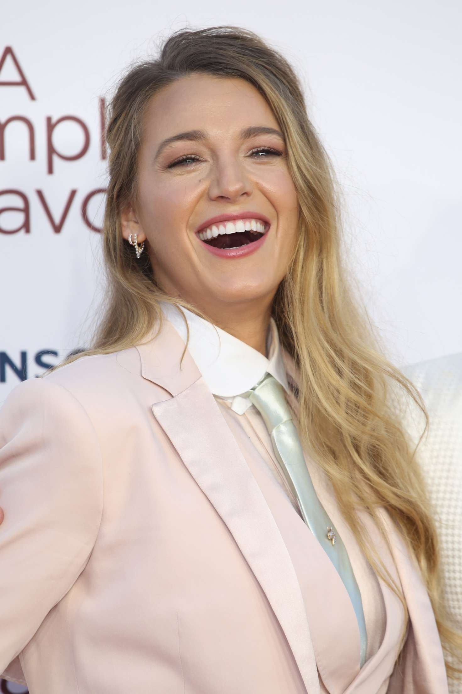 Blake Lively - 'A Simple Favour' Premiere in London
