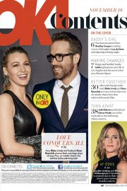 Blake Lively and Ryan Reynolds - OK! Magazine (November 2019)