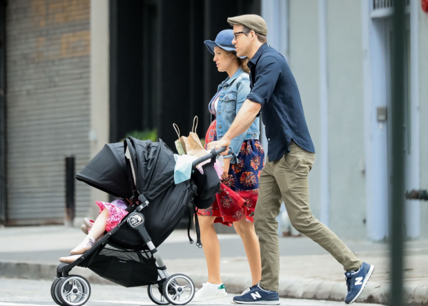 Blake Lively and Ryan Reynolds: Out in New York City-03