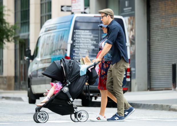 Blake Lively and Ryan Reynolds: Out in New York City-04