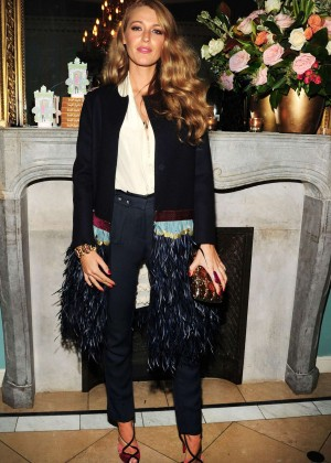 Blake Lively - 'Bright Lights Paris' Book Launch in NYC