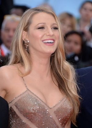 Blake Lively - 'Cafe Society' Opening Gala at 2016 Cannes Film Festival
