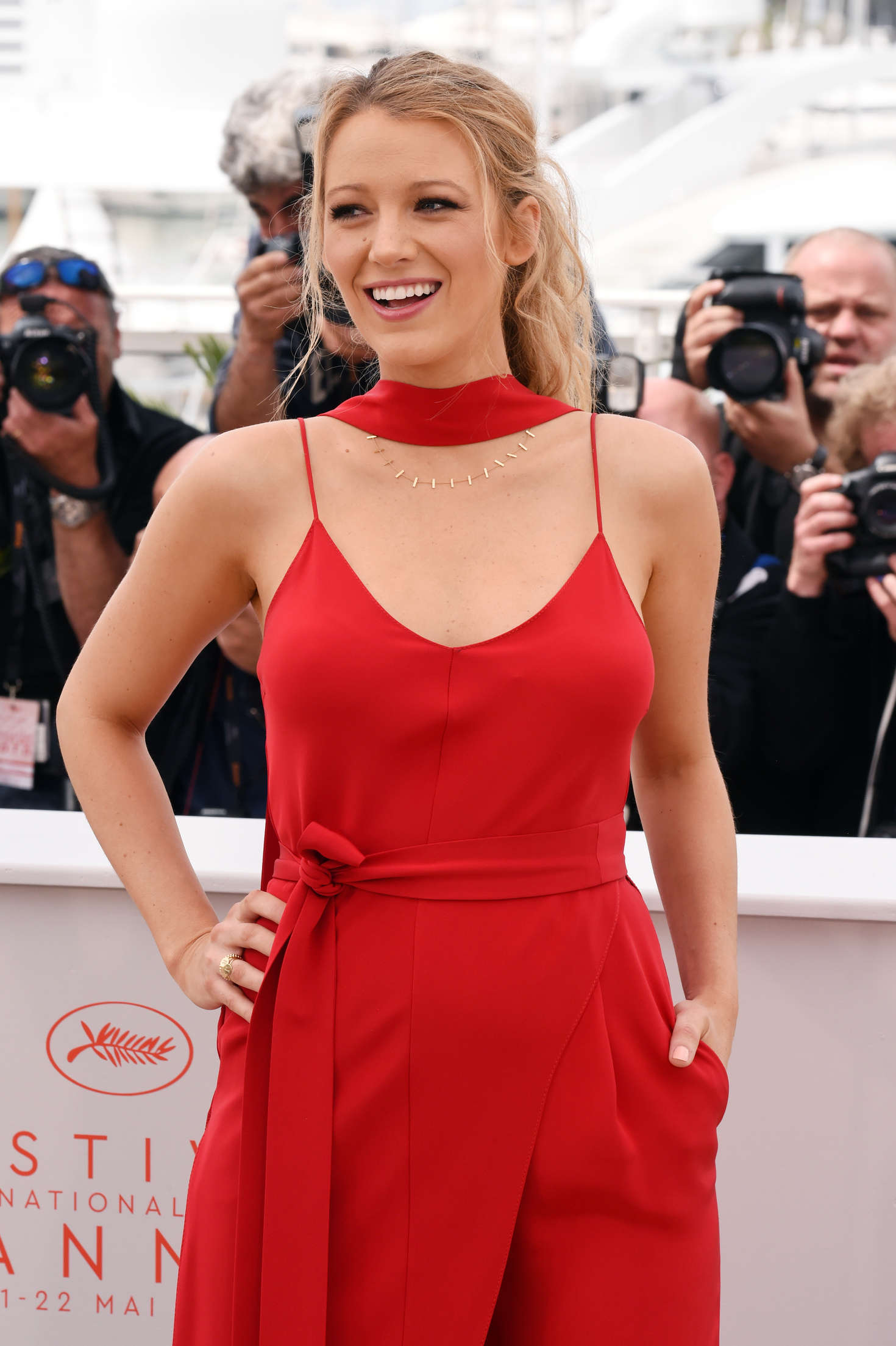 Blake Lively - 'Cafe Society' Photocall at 69th Cannes Film Festival in Cannes