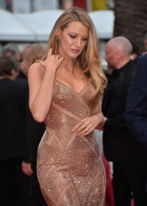 Blake Lively - 'Cafe Society' Premiere at 2016 Cannes Film Festival